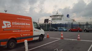 Cesta do anglie autem cena - Terminal roulier du port ouest f 59279 loon plage dunkerque ...